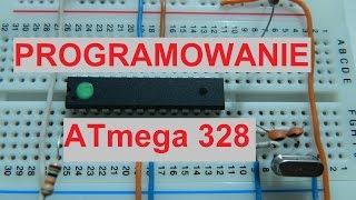 62. Jak przenieść projekt z Arduino na  ATmega 328?