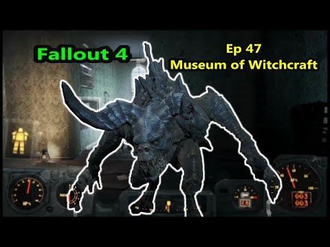 Fallout 4 Ep 47 Museum of Witchcraft LIETUVIŠKAI