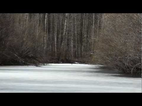 Klamath Lake Winter Kayaking