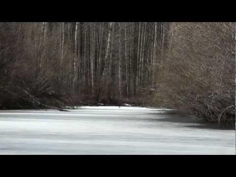 Klamath Lake Winter Kayaking