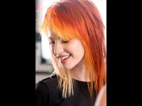 The Many Hairstyles Of Hayley Williams Youtube