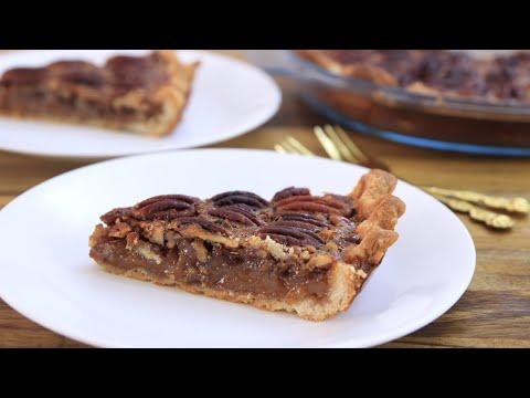 Pecan Pie Recipe | How to Make Pecan Pie