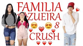 FAMILIA DA ZUEIRA 8 VISITA DO CRUSH