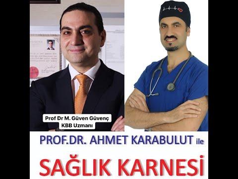 VERTİGO - BAŞ DÖNMESİ (HASTA KILAVUZU) - PROF DR M. GÜVEN GÜVENÇ - PROF DR AHMET KARABULUT