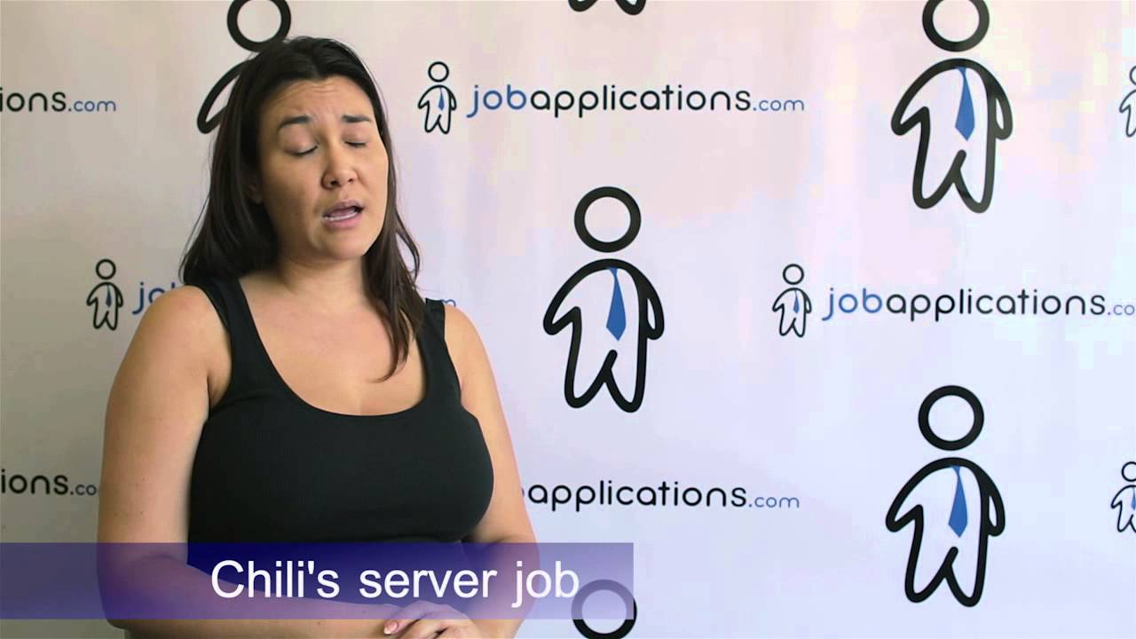 Chili\'s Application, Jobs & Careers Online