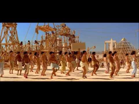 """Танец из фильма """"Астерикс и Обеликс: Миссия Клеопатра"""""""
