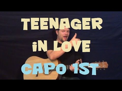 A Teenager In Love Dion And The Belmonts Easy Strum Guitar Lesson
