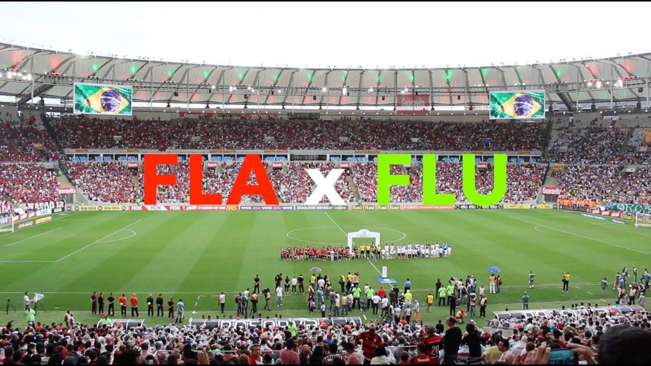 Resultado de imagem para Fla-flu 2017 maracanã
