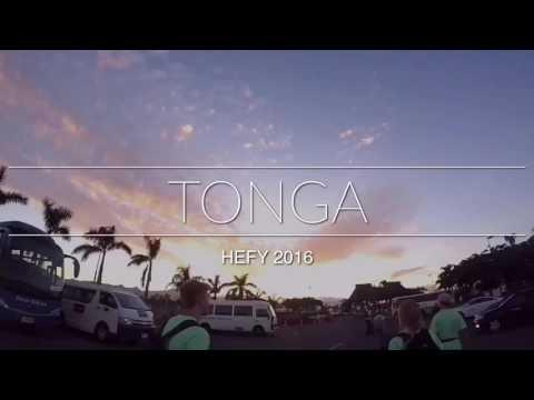 HEFY TONGA HUMANITARIAN TRIP