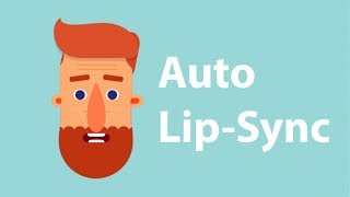 After Effects Auto Lip Sync - Tutorial