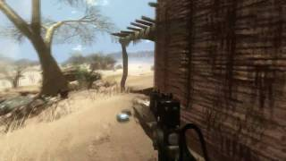 5850 Gameplay- Far Cry 2 Max settings- 8X AA