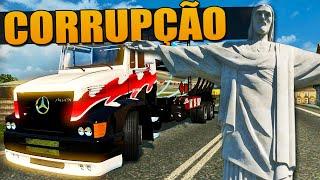 Corrupção no Rio de Janeiro - Euro Truck Simulator 2