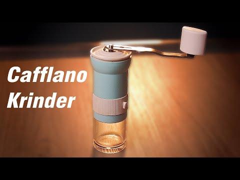 Ручная кофемолка Cafflano Krinder обзор