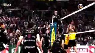 [Volleyball Techniques For Beginners] - Aleh Akhrem in season 2012-13