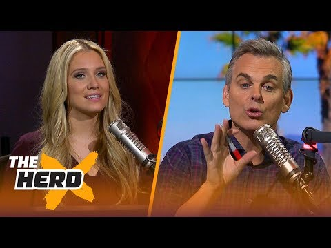 Enes Kanter responds to LeBron's trolling on Instagram - Kristine and Colin react | THE HERD