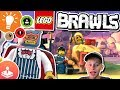 Playing Apple Arcade's LEGO BRAWLS!!!! - Apple's new subscription gaming service