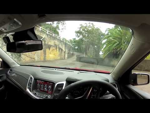 2015 Holden Commodore SS V Craig Lowndes edition POV test drive