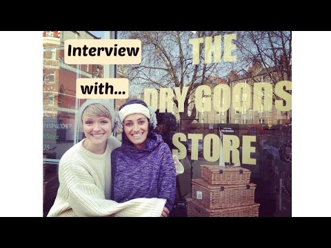 The Dry Goods Store Interview - shop #zerowaste | Kate Arnell
