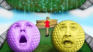 INSANE ANTIGRAVITY MAP!   Golf It [Ep 8]