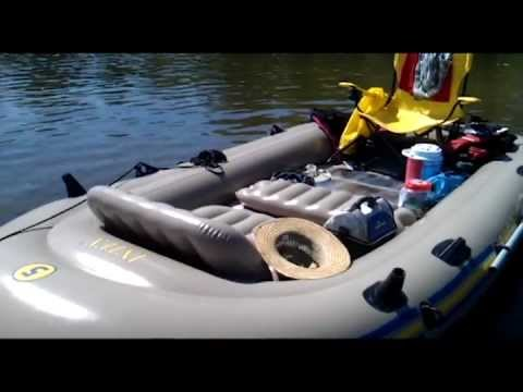 Intex Excursion 5 3 5 Hp How Fast Can It Go Funnycat Tv