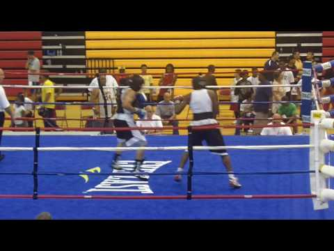 2010 National Junior Olympics Semifinal Anthony Viera vs. Demetrius Martin