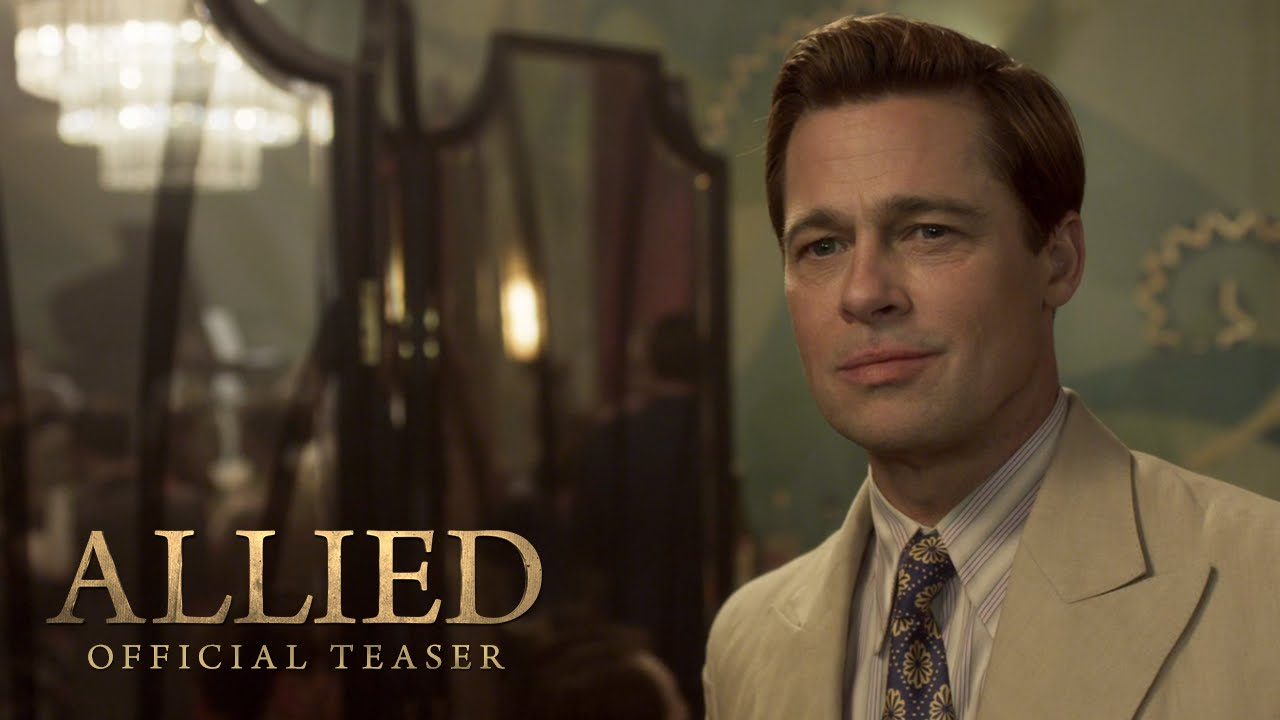watch Allied Official Teaser Trailer online
