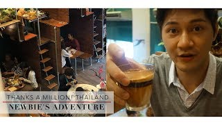 Newbie's Adventure in Bangkok! | Thanks A Million! Thailand Vol. 03 [A SuperSeed™ TV Original]