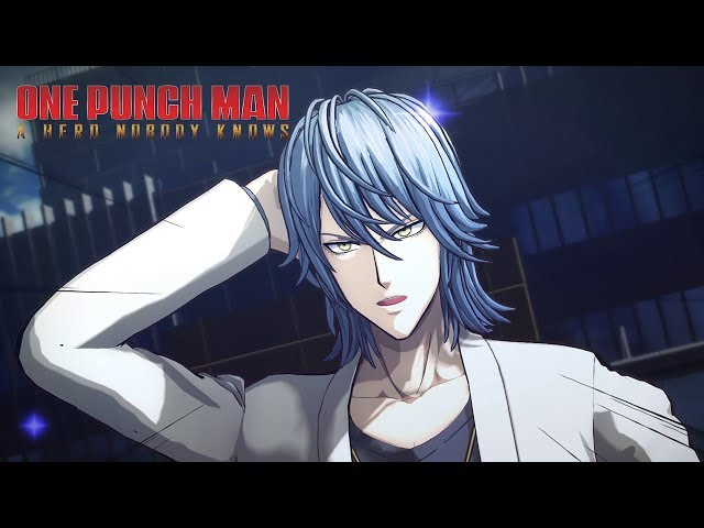 One Punch Man: A Hero Nobody Knows (видео)
