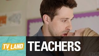 Teachable Moments | Ms. Bennigan's Sex Ed Class with Hot Dad | Teachers on TV Land