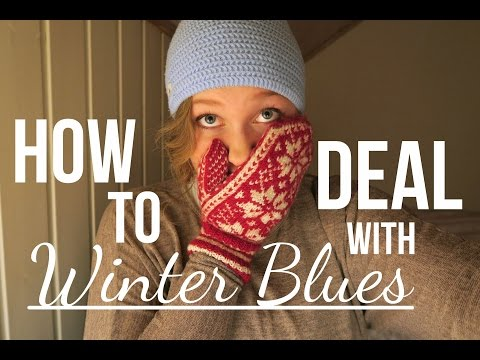 HOW TO DEAL WITH WINTER BLUES  | Norway Travel Tips