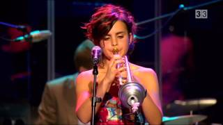 """Andrea Motis & Joan Chamorro Grup - """" Someday My Prince Will Come """""""