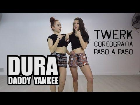 DURA - Daddy Yankee | Coreografía TWERK Paso a Paso (Parte 1)