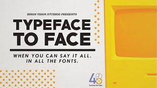 typeface to face i 48 hour film project greensboro i silent film