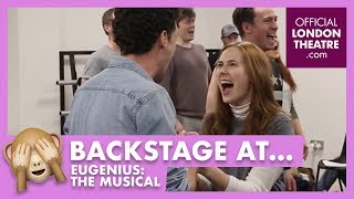 Eugenius The Musical - In Rehearsal