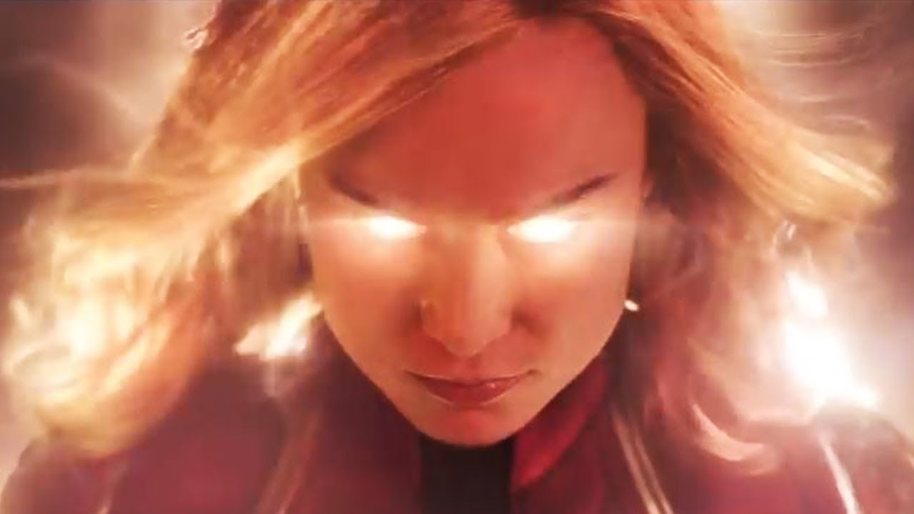 All The Highlights From Brie Larson's FIRST Captain Marvel Trailer