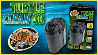 Zoo Med Turtle Clean™ 30 External Canister Filter