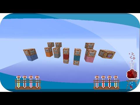 Minecraft Truco - Cielo Personalizado / Colores Épicos