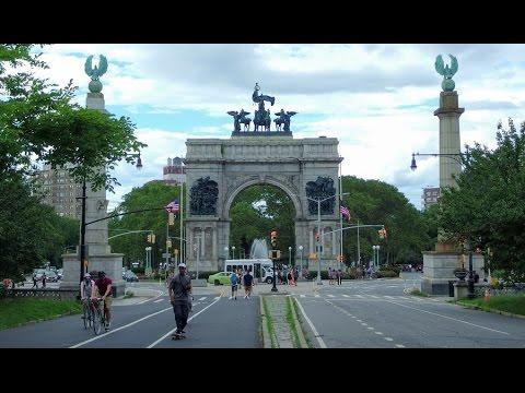 ブルックリンエリア紹介 / Grand Army Plaza