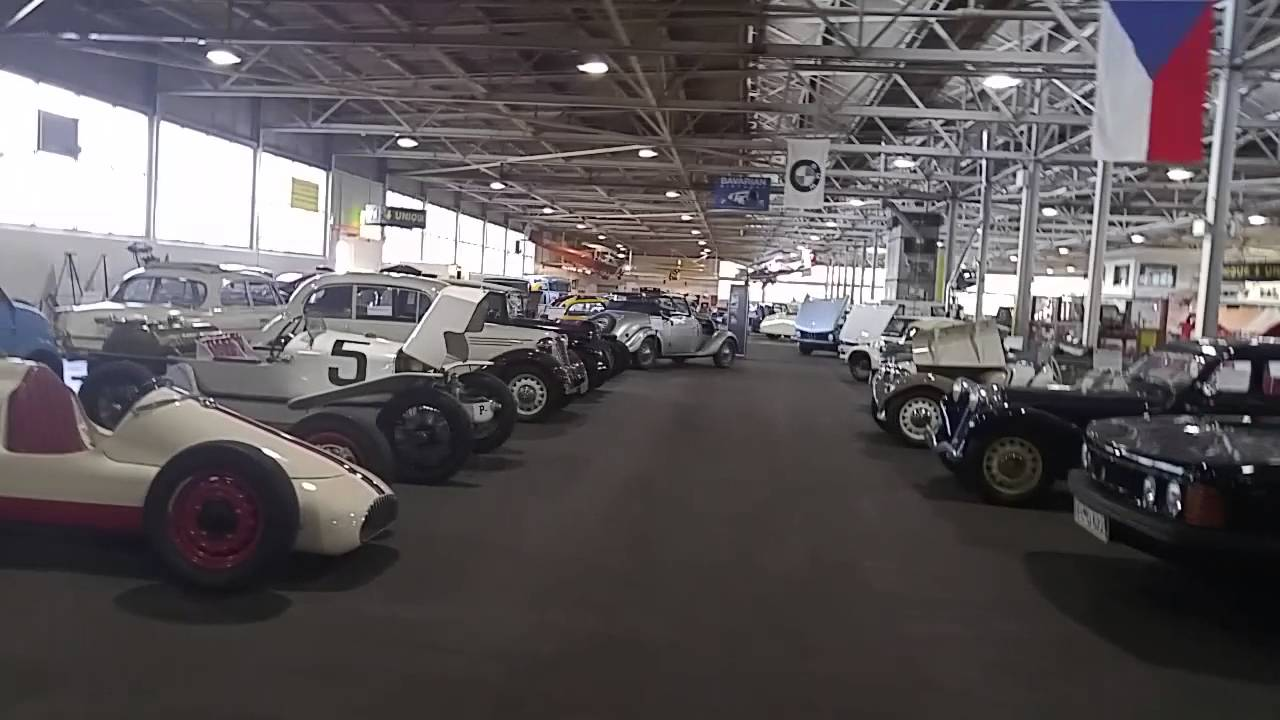 Lane Motor classic car Museum in Nashville,Tennessee - YouTube
