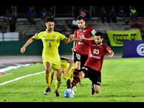 Ceres FC 1-1 Esteghlal Dushanbe