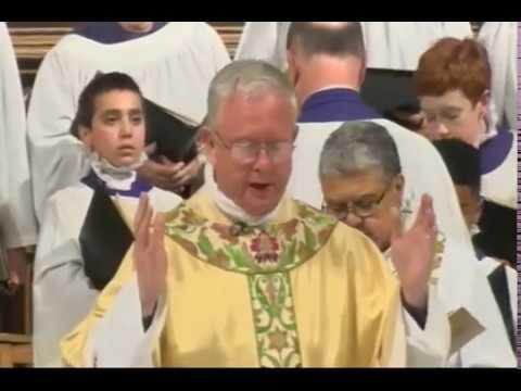 April 15, 2018: Sunday Worship Service at Washington National Cathedral