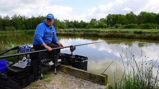 MAP Fishing - Jamie Hughes On the Box - Live Match Footage - Old Hough