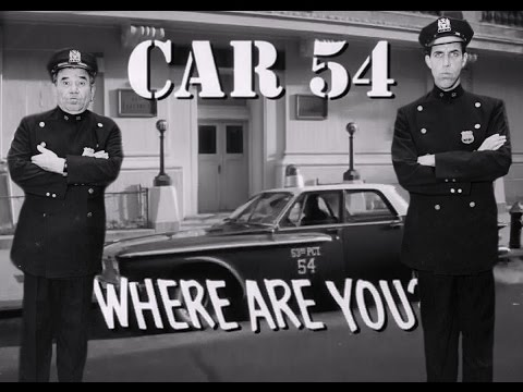 Remembering The Cast From Car 54 Where You 1961 With Ads Youtube