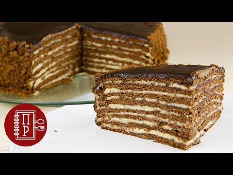 Шоколадный медовик в мультиварке рецепты с фото