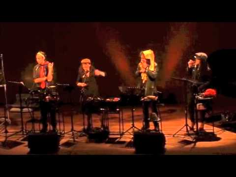Octáfono (Compañía de radio Teatro en Vivo)- La Ratonera - Adelanto 1