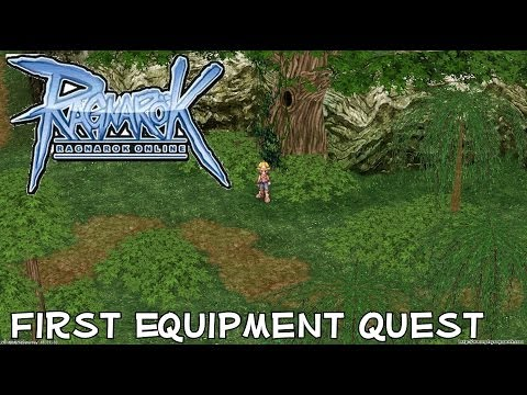 "Ragnarok Online  ""First equipment quest"" Ep. 4"