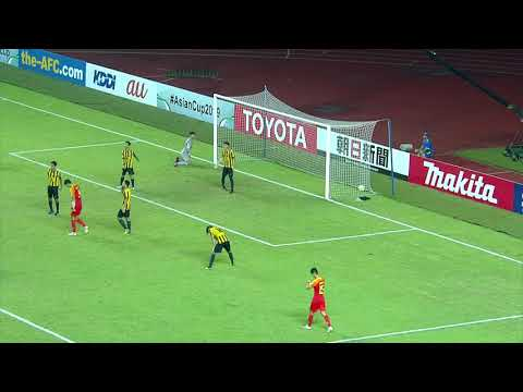 China PR 2-0 Malaysia (AFC U19 Indonesia 2018 : Group Stage)