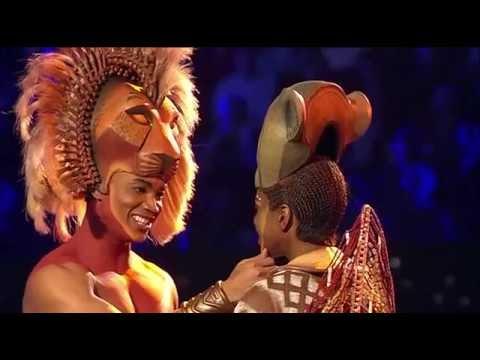 Ensemble Musical König der Löwen - Der ewige Kreis & Kann es wirklich Liebe sein 2015