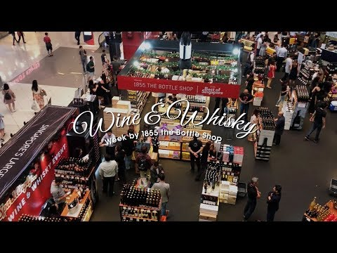 Wine & Whisky by 1855 The Bottle Shop 2017 (Teaser)