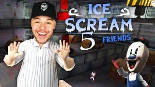 Ice Scream 5 je Tady!